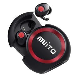 2018 Earbuds,Otium Soar True Bluetooth in-Ear Headphones Wir