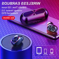 2019 bluetooth 5 0 headset tws wireless