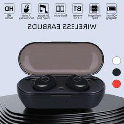 2019 New Upgrade Wireless Bluetooth Headphone Headset with C