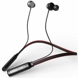 2019 Newest Bluetooth headset headphones Neckband Sport Runn