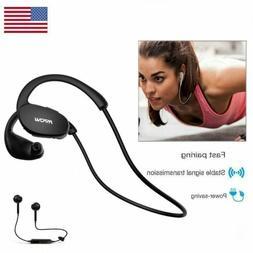 Mpow 3GEN Wireless Bluetooth 4.1 Sweatproof Sport Headphones