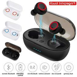 5 Core Wireless Earbuds Bluetooth 5.0 Sweatproof TWS In-Ear