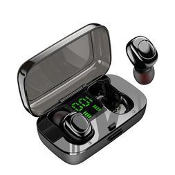 6D Mini V5.0 Bluetooth Stereo Earphone <font><b>Wireless</b>