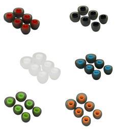 6PCS SML Ear Tips Earbuds For JayBird X3 Wireless Headphones