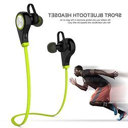 BEIYOU Best Wireless Headphones,Bluetooth Headphones,Sports