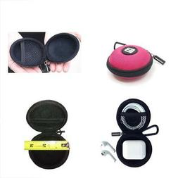 CASEBUDi Pink - Small case for your Earbuds, Apple wireless