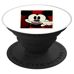 Disney Fingerstache Mickey Mouse PopSockets Stand for Smartp