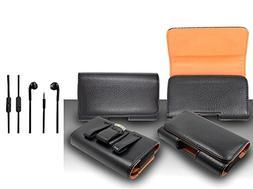 For Samsung Galaxy S7  Premium Classic Black Pebble Texture