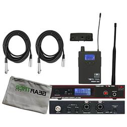 Galaxy Audio 1100 Series WPM Wireless Monitor System D Band