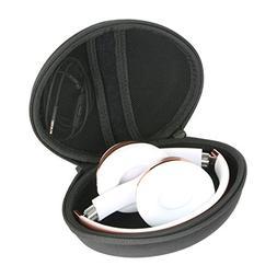 Hard Travel Case for Beats Solo2/Solo3 Wireless On-Ear Headp