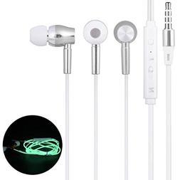 In-ear Earphones,AutumnFall Universal 3.5mm Stereo Earbuds E