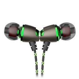 NeeKer Earphone DM11 Magnetic Stereo BASS Metal in-Ear Earph