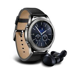 Samsung Gear S3 Classic with Gear IconX Cord-free Earbuds