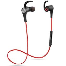 SoundPEATS Wireless Headphones Magnetic Earphones Sport In-E