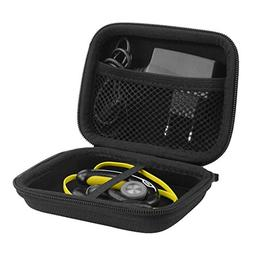Sports Wireless Bluetooth Headset Carrying Case, Fit Jabra,