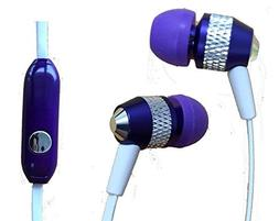 Super Bass Noise-Isolation Stereo Earbud