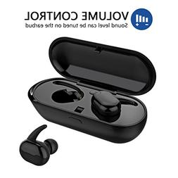 True Wireless Earbuds Volume Control Bluetooth Headphones Mi