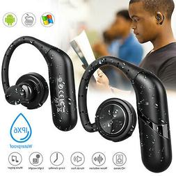 True Wireless Sport Headphones BT Earphones Twins Ear Hook B