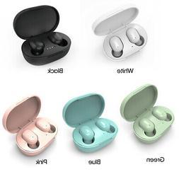 A6S TWS Wireless Earbuds Bluetooth 5.0 Earphones Waterproof