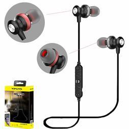 a980bl wireless sport bluetooth 4 1 earbuds