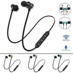 Active Noise Cancelling Wireless Bluetooth Earbuds Mic - Man