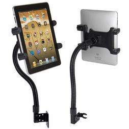 Digitl Tablet Holder, Car Dash Mount Goose Neck Hands-Free f