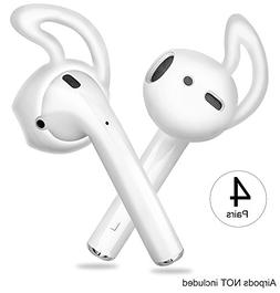 a6f3d03b752 Ear Hooks Covers Accessories Tips Compatible with Apple Airp