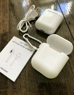 AIRPODS STYLE WIRELESS BLUETOOTH EARBUDS BRAND NEW WITH MAGN