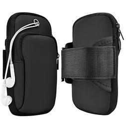 Sports Armband, LEAPTECH Multifunctional Pockets Exercise Wo