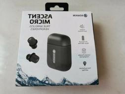 ascent micro true wireless bluetooth earbuds built