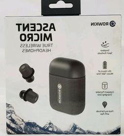 Rowkin Ascent Micro True Wireless Earbud Headphones: 17+ Hou