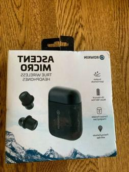 Rowkin Ascent Micro True Wireless Earbud Headphones: 17+ Hou