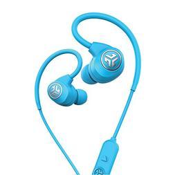 JLab Audio Epic Sport Wireless Earbuds - Blue - 12 Hour Batt