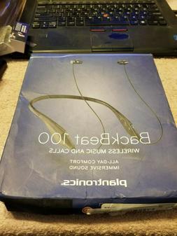 Plantronics BackBeat 100 Bluetooth Wireless Earbud Stereo He