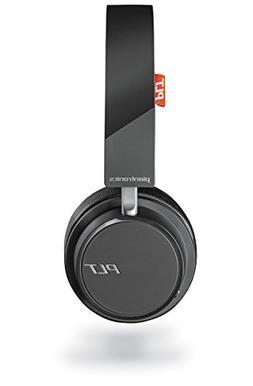 Plantronics BackBeat 500 Wireless Bluetooth Headphones - Lig