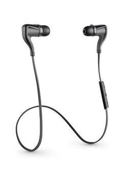 Plantronics BackBeat Go 2 Wireless Hi-Fi Earbud Headphones,