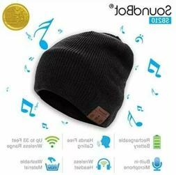 Soundbot Beanie Wireless Bluetooth Headphones