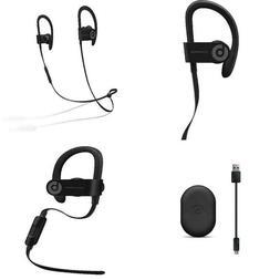 Beats Powerbeats3 Wireless Bluetooth Earphones Earbud Headset Black