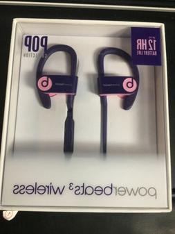 Beats Powerbeats3 Wireless Pop Violet Beats Pop Collection I