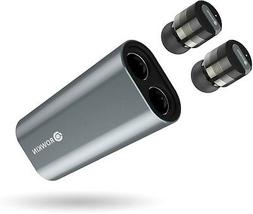 Rowkin Bit Charge Stereo: True Wireless Earbuds w/Charging C