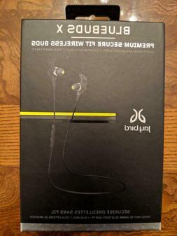 Jaybird Bluebuds X Midnight Black Wireless Earbuds Android