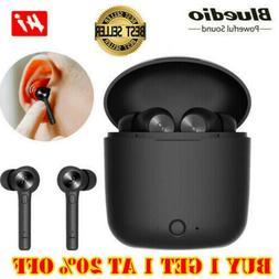 Bluedio Hi wireless bluetooth earphone for phone stereo spor