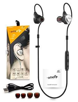 Vibez Bluetooth 4.1 Adjustable Wireless Headphones in Over E