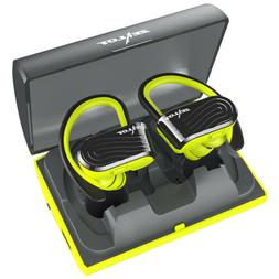Bluetooth 4.2 TWS Wireless Headphones Sports Earbuds Gaming