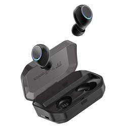 Bluetooth 5.0 Headphones Wireless Ear Buds IPX7 Waterproof D