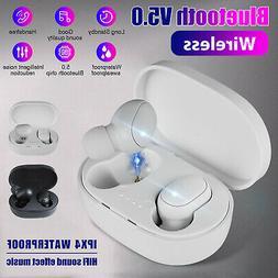Bluetooth 5.0 Headset TWS In-Ear Wireless Headphones Stereo