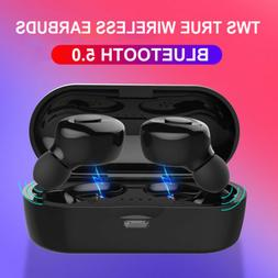 bluetooth 5 0 headset tws wireless earphones