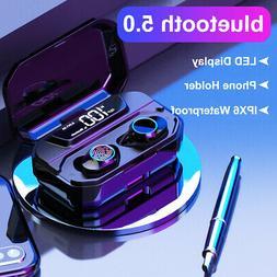 Mpow Bluetooth 5.0 Headset TWS Wireless Earphones Earbuds He