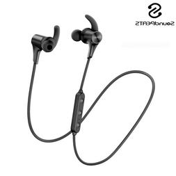 SoundPEATS Bluetooth 5.0 Wireless Earphones IPX6 Magnetic in
