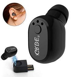 Bluetooth Earbud, GRDE Wireless Bluetooth Earpiece Mini in-E